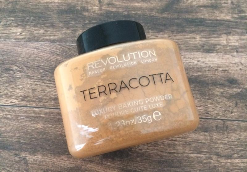 Puder Terracotta MakeupRevolution.