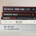 Najlepsze książki 2017 – moja lista