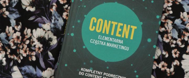 CONTENT. Elementarna cząstka marketingu