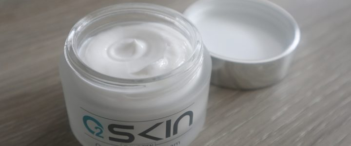Liftingujący krem na dzień O2Skin – Oxygen Lifting Day Cream
