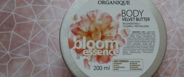 Masło do ciała Bloom Essence Organique