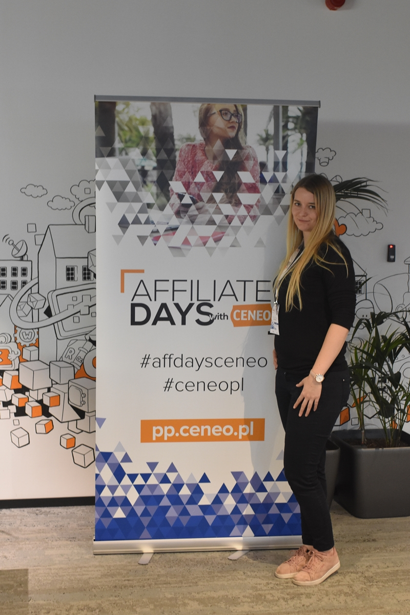 Affiliate Days with Ceneo