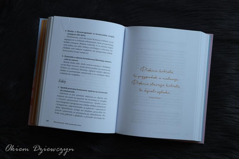 Skin Doctor - wnętrze książki