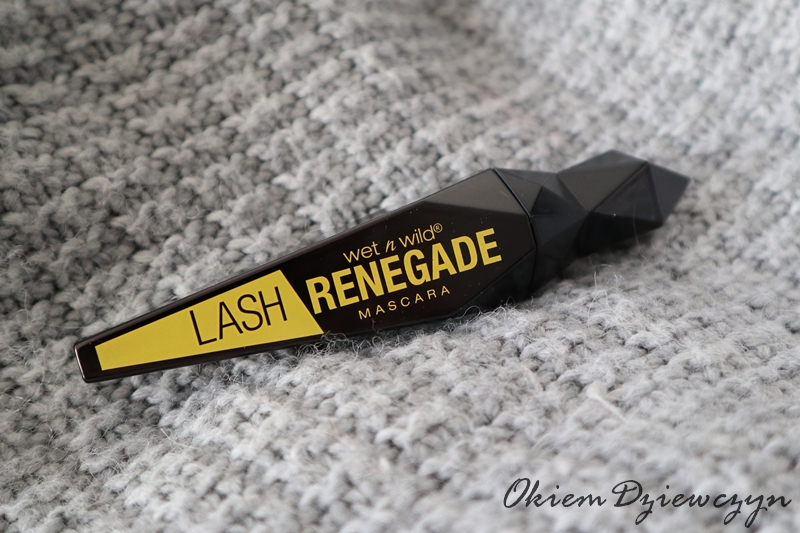 Mascara Lash Renegade Wet n Wild