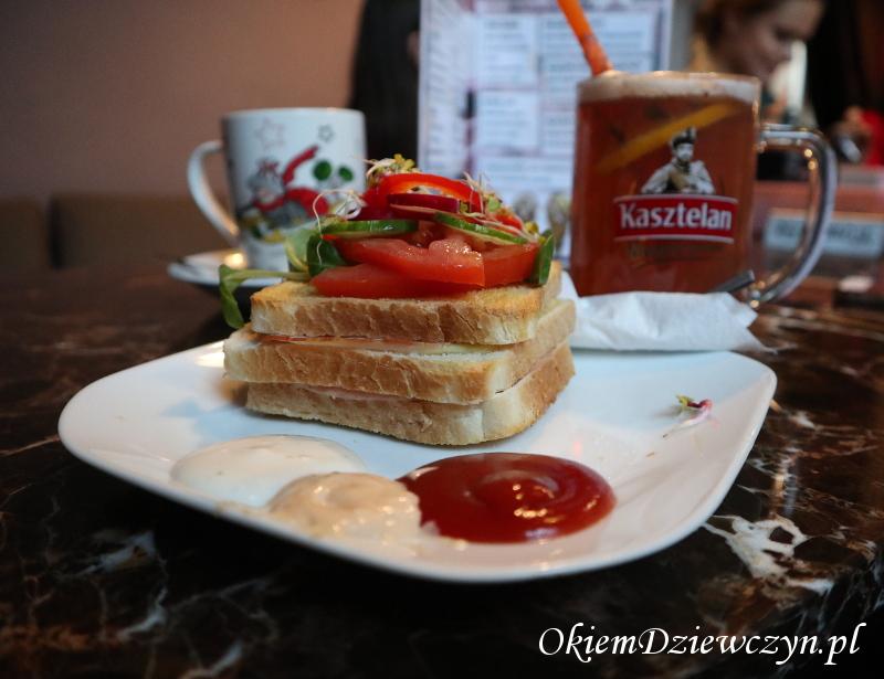 Piętrowy tost Classic Coffee Opole