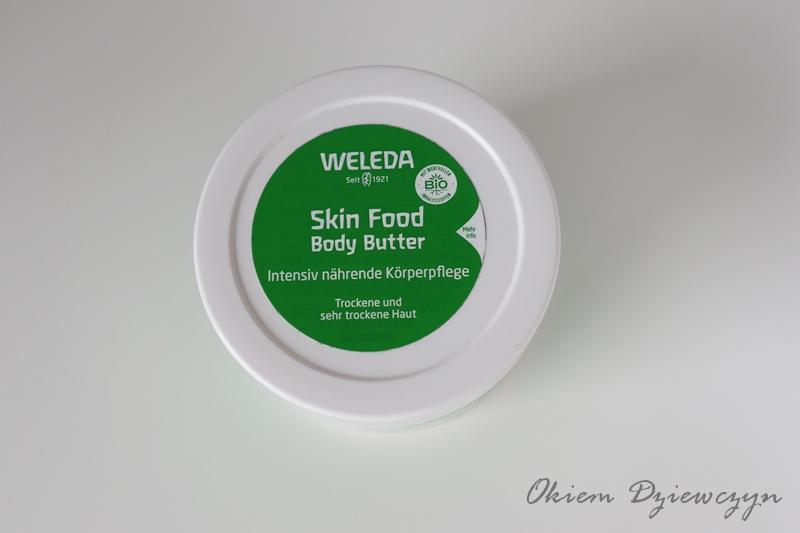 Masło do ciała WELEDA Skin Food