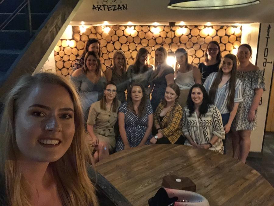 Spotkanie blogerek we Wrocławiu Szynkarnia lipiec 2019