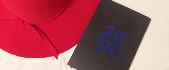 Postanowienia noworoczne 2020 i podsumowanie 2019